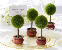 Wedding Topiary Photo Holder/Place Card Holder