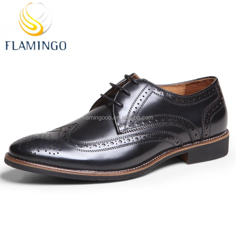 FLAMINGO 2016 LATEST ODM OEM wholesale mens designer men leather dress shoes