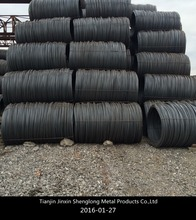 6.5mm low carbon steel wire rod high quality construction