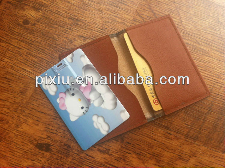 Unique International Domestic Leather Business Card holder Case