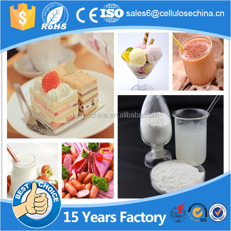 Food Grade carboxymethyl starch CMC as Ice Cream Stabilizer