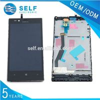 Mobile Phone Repair Parts LCD For Nokia Lumia 520 LCD Screen Assembly, LCD With Touch Screen For Nokia Lumia 520