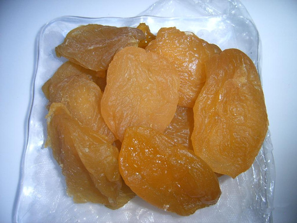 High quality dried yellow peach pieces for sale, direct factory in 2014, ISO, HACCP