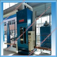 Large Dry Type Glass Sand Blasting Machine