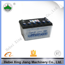 Hot selling 6-QA-36,12V36AH dry charged auto battery made in china manufacturer with best prices