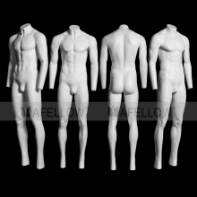 hot sale fashion style male ghost mannequin GH13S
