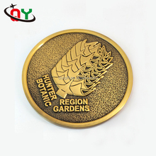 Wholesale Gold Challenge Coin Soft Hard Enamel Special Custom Design Coins