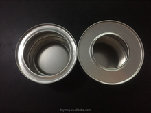 metal round solid alcohol tin can at cheap price