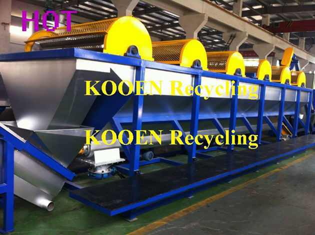 advanced technology plastic bottle recycling machine/ plastic bottle recycling plant/ plastic bottle recycling line