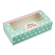 Fancy Wedding Decoration Cake Boxes with Window