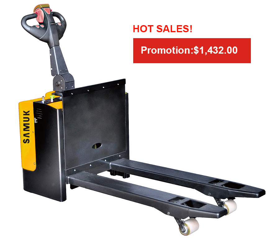 1.6T Samuk mini electric pallet truck