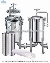 China manufacturer SS bag sugar syrup filter / Processing Machines