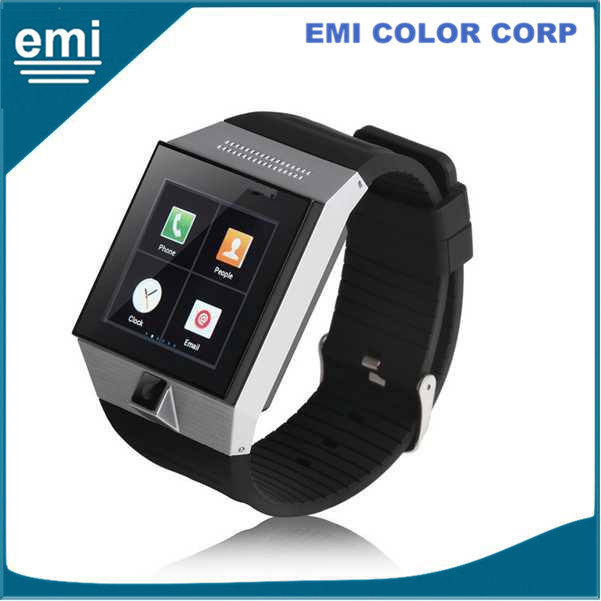 "Android Smart Watch phone 1.54"" 240*240 screen Bluetooth Wifi 3G smart watch for phone"