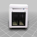 Best price efficient big size FDM 3d printer machine with large format