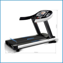 treadmill with TV,fashion style commercial treadmill for club or corporation,new style treadmill gym training