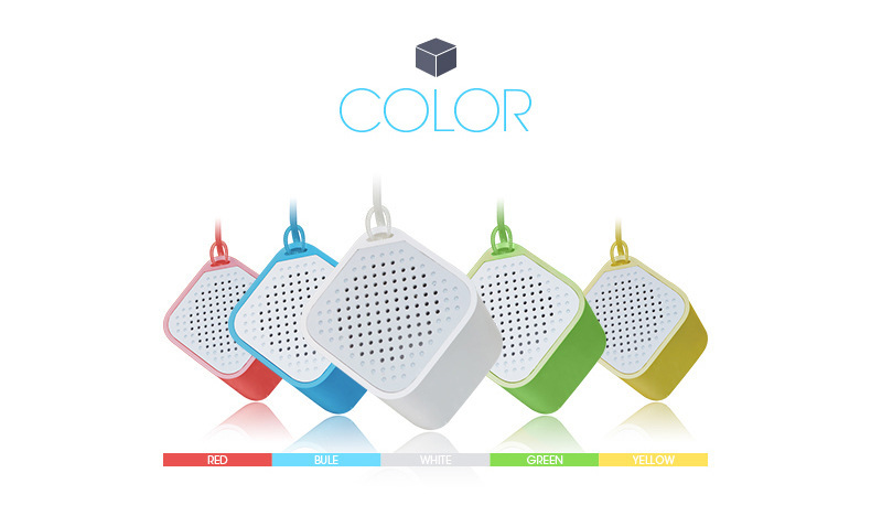 The smallest Mini bluetooth speaker for mobile phone with self-timer and handsfree , portable speaker and wireless speaker