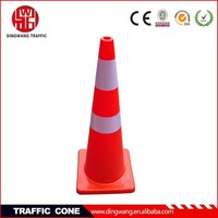 perforated cone for road