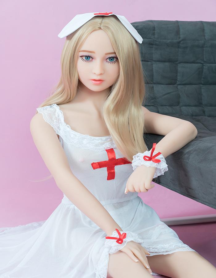 Маленькие селикованые секс куклы