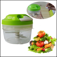 Factory Wholesale Kitchen Salad Cutter Chopper For Chopping Vegetable And Fruit