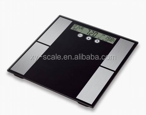 Digital Analysis Body fat weighing scale/BMI function model:XY-6168A