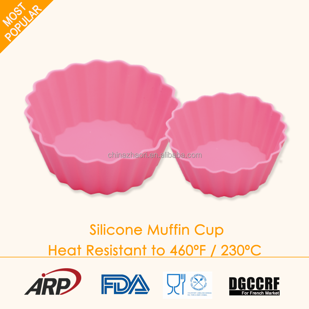 New product microwave baking cake pan silicone cake molds
