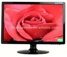 "Toppest 19"" LED computer monitor with CE & ROHS"