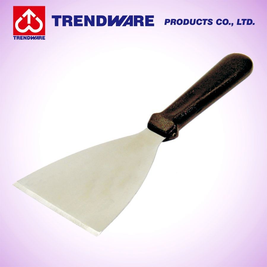 Pan fried tools triangle Grill Scraper