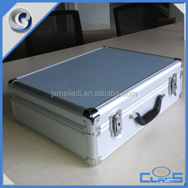 MLDGJ701 Aluminum Case For Luggage Documents Laptop Carrying With Good Quality