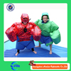 kids and adults inflatable sumo wrestling suits inflatable sports games/ sumo suits sumo wrestling