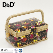 D&D craft box handmade fabric sewing basket gift household storage boxes