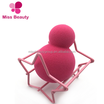 Miss Sponge Hot Pink New Beauty Sponge Holder