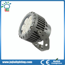 high lumen 12W cob aluminum ip65 led spotlight/spot light with novel design