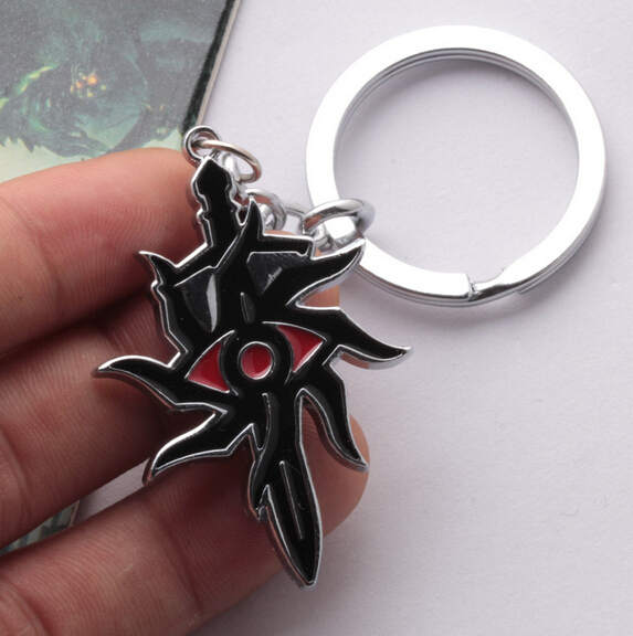 Hot Games Dragon Age 3 Inquisition Alloy keychains CARTOON keychain K-00