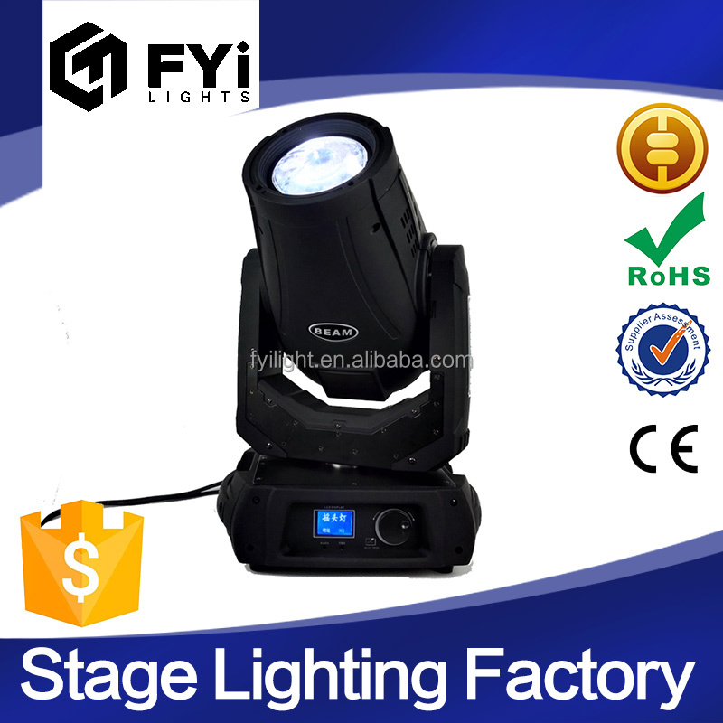 wholesale price led disco lighting 15R sky sharpy led beam spot wash 3 in 1 moving head light