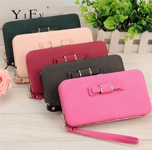 2017 Korean wholesale mobile phone case card holder wallet for lady