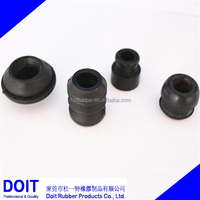 Custom Molded Nitrile Rubber Grommet