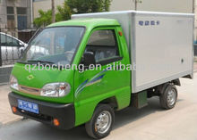 New 800Kg Electric Van Cargo Truck With 2.0~2.2m Van for sales