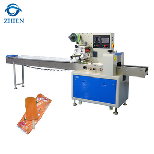 Popsicle /ice candy packaging filling and sealing machine