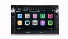 Wince 6.0 touch screen car stereo for passat with 3G bluetooth function car radio cassette player