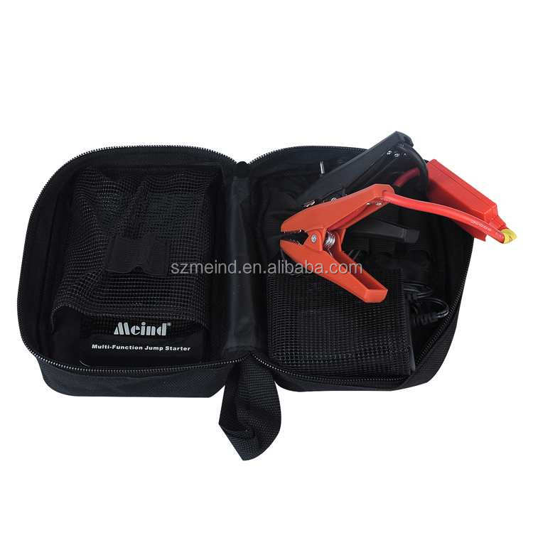 good quality jump starter,8000 mah Portable Multifunction Car Battery Jump Starter MND-505YM