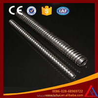 LUHUI high strength construction material hollow thread rod