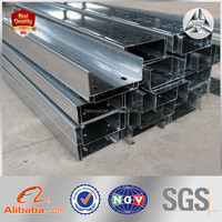 JIS,GB,GB AISI,AISI Standard and C Channel Shape Steel C Profile C Purlin Steel