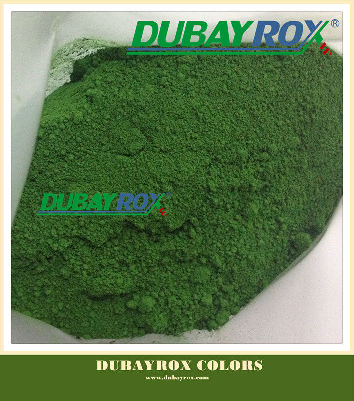 Chrome Oxide Green Cr2O3 For Rubber Coatings Floor Coating