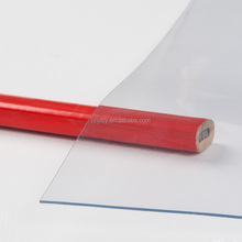 Transparent PVC soft flexible film for table, storage box shrink stretch film, bottle packaging pvc cling film