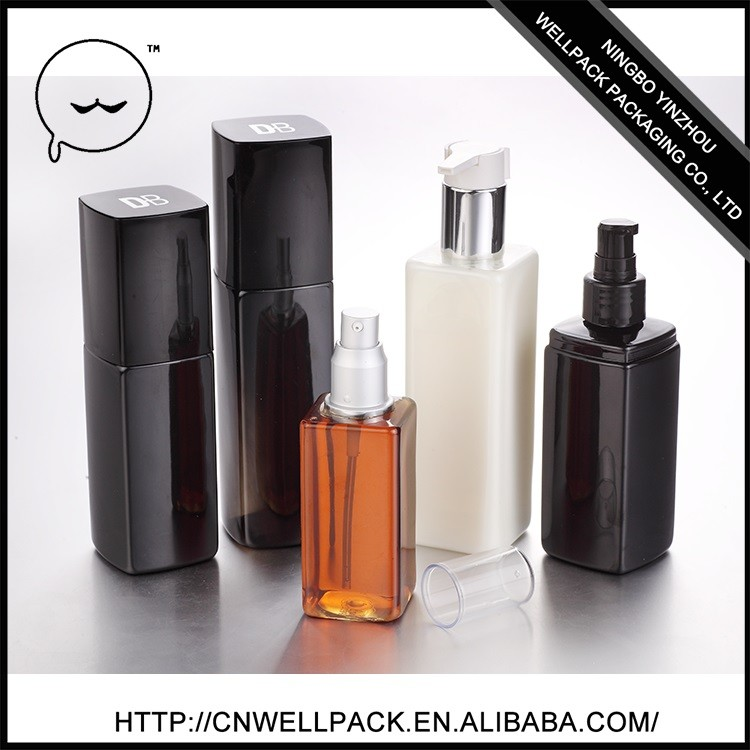 Cystomizde HDPE Bottle , cosmetic bottle