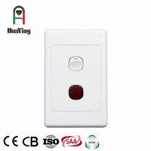 Hot sale 20A electric water heater wall switch