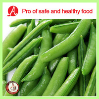 High Quality Frozen Sugar Snap Peas From China