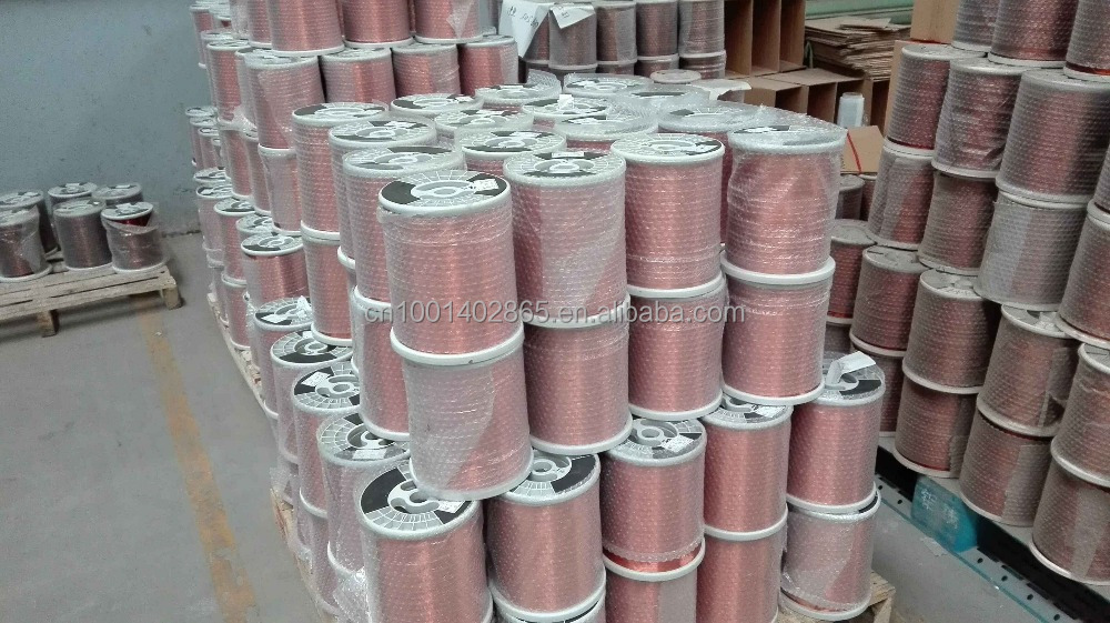 Wholesale Class 155 PEW/155 Modified Polyester Enameled Winding Copper Wire