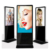 Floor Stand Display Kiosk Advertising Screen Media Player Totem LCD Digital Signage