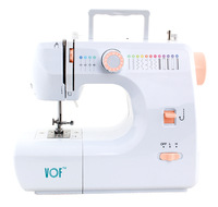 New FHSM-700 low_noise Homeuse Multi-functional Overlock Sewing Machine from Original professional Sewing-Machine-Manufacturer